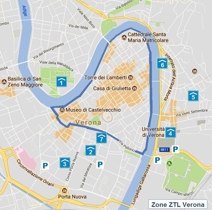 Parking Verona